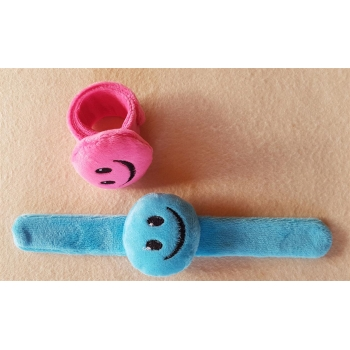 Wrist Pin Cushion - Blue