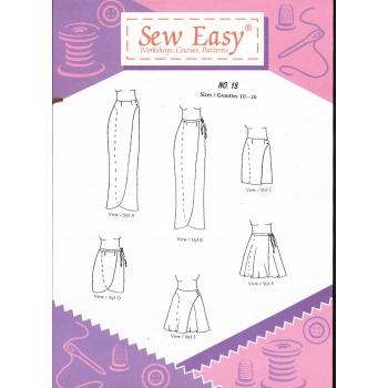 Fold Over Skirt